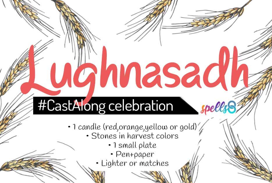 Lughnasadh Sabbat Celebration Wiccan Ritual