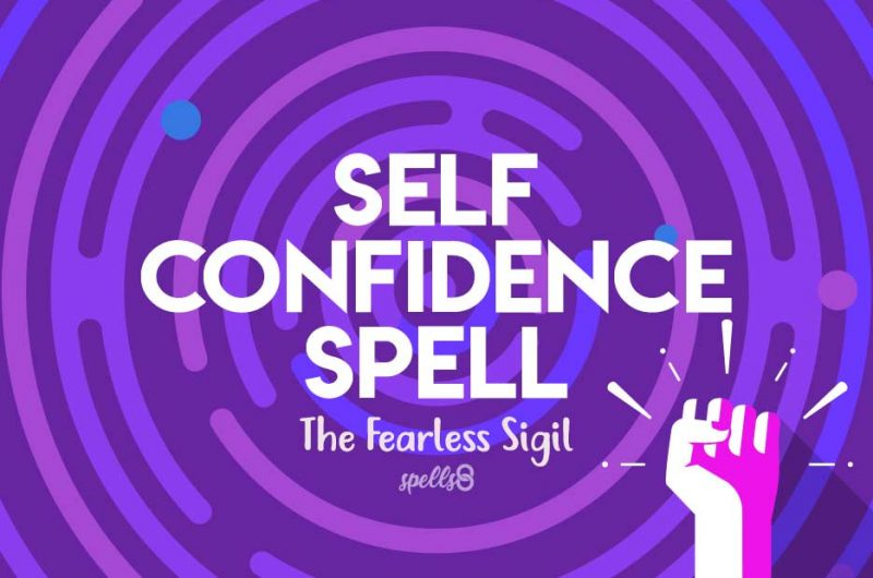 Fearless Sigil Confidence Spell