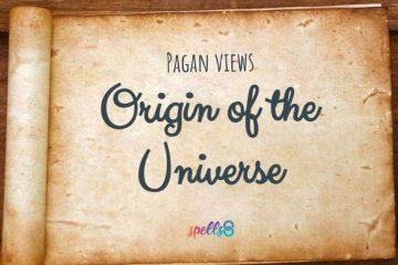Origin of the Universe Wicca