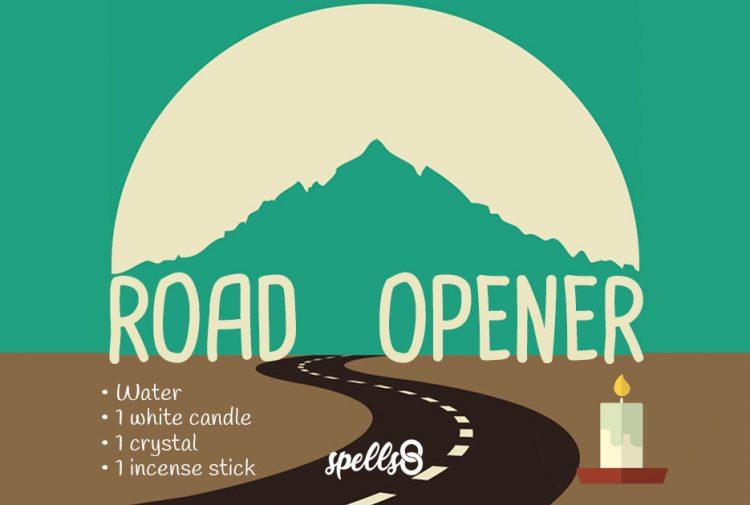Road Opener Wiccan Ritual