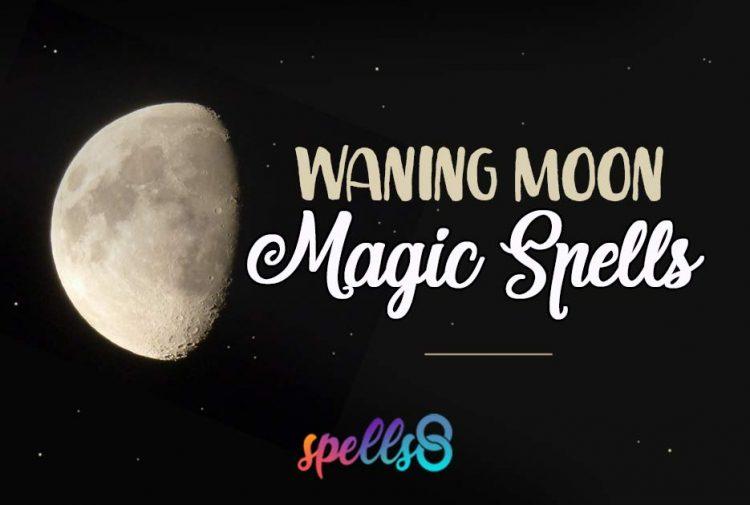 Waning Moon Ritual Ideas