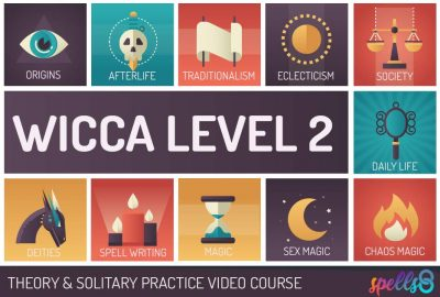 Wicca Level 2 Solitary Course
