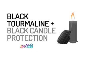 Black Tourmaline Activation