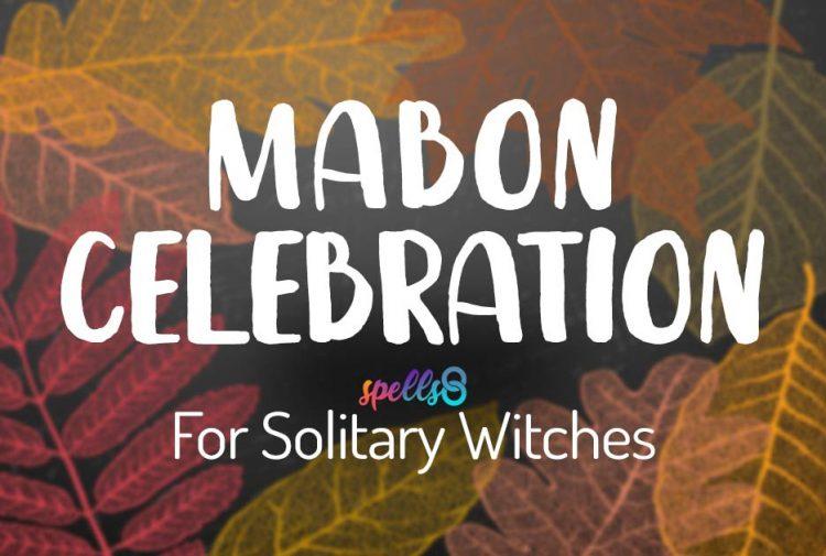 Celebrate Mabon Sabbat Solitary Ritual