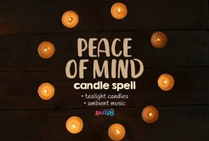Spell for Peace and Harmony