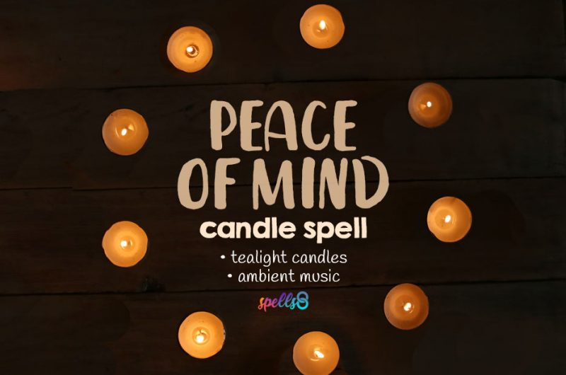 Peace of Mind Spell: Relaxation with Magic