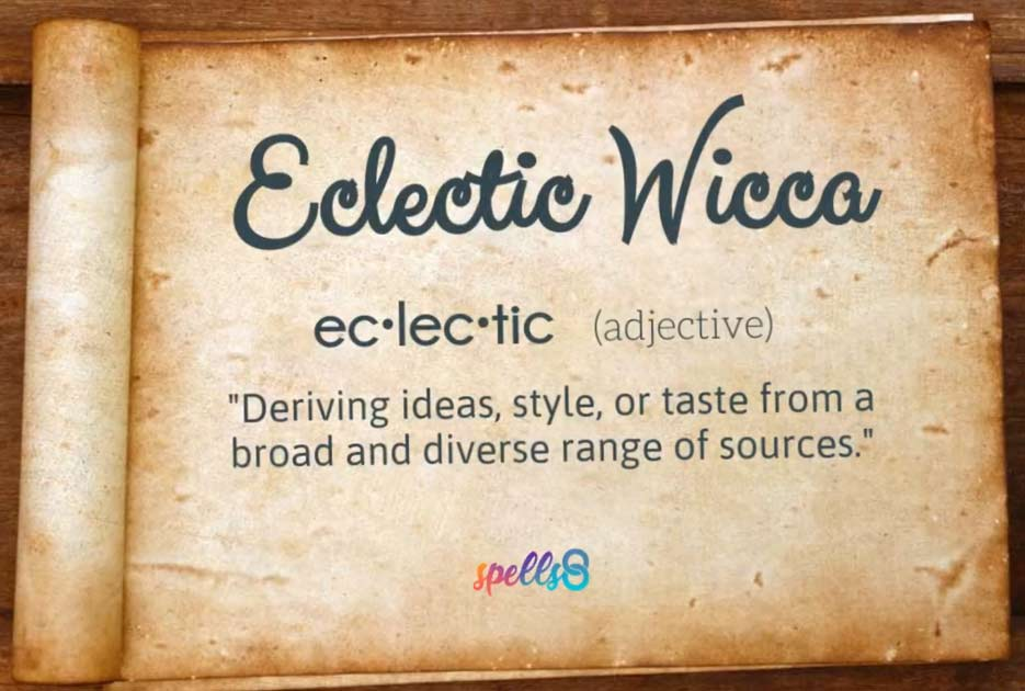 What is Eclectic Wicca
