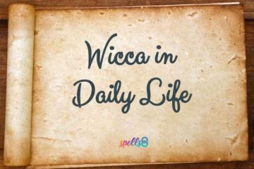 Wicca in Daily Life