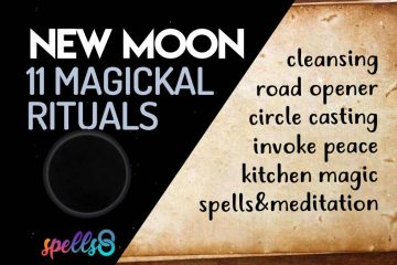 New Moon Rituals of Witchcraft