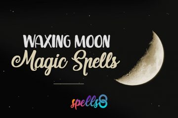 Waxing Moon Wicca