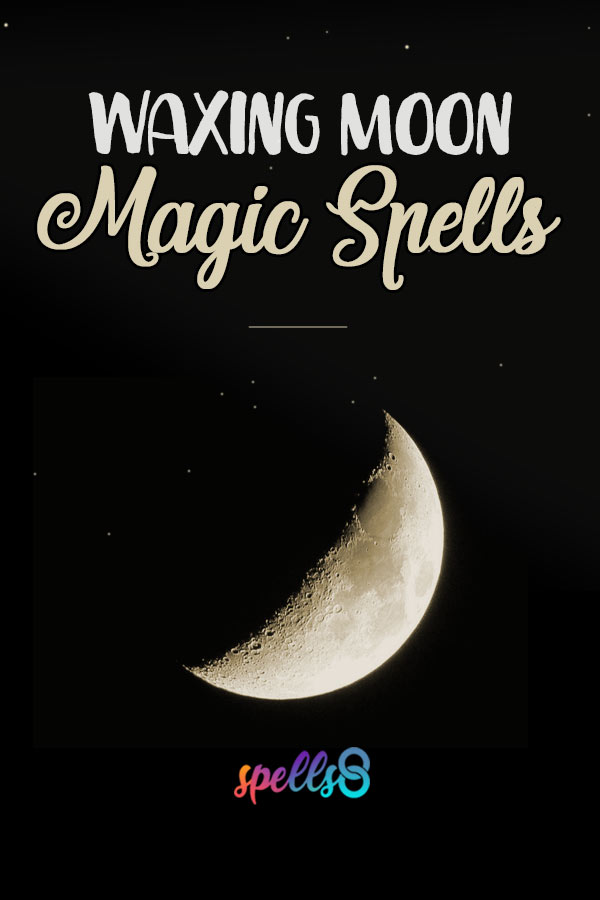 Waxing Moon Ritual Ideas