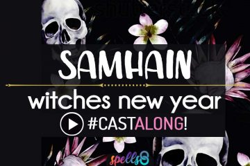 Witches New Year Samhain Ritual