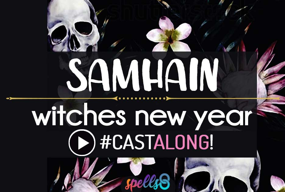 Witches New Year Samhain Ritual