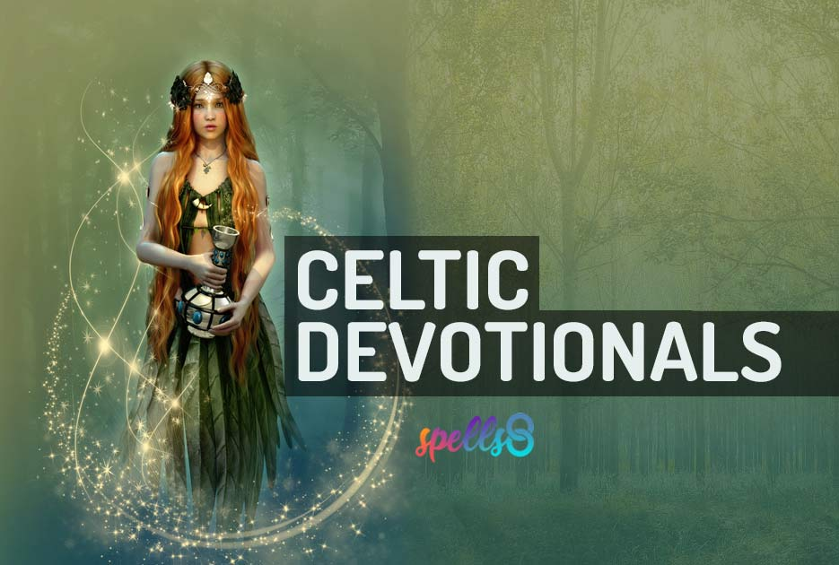 Celtic Devotionals Prayers