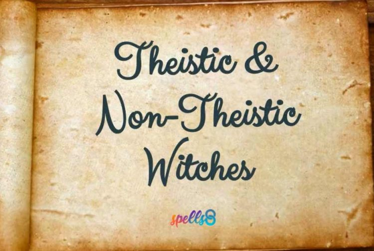 Atheist and Theistic Witches Lesson