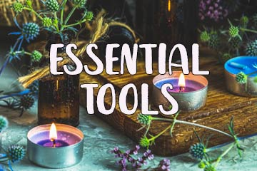 Most Basic Tools of the Witch