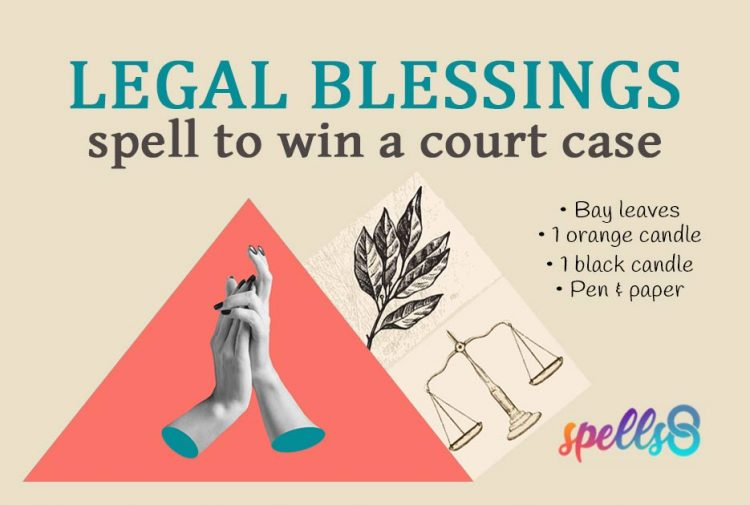 Candle Spell to Win Court Case