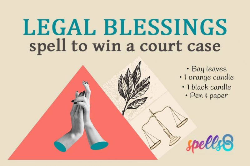 Spell to Win a Court Case