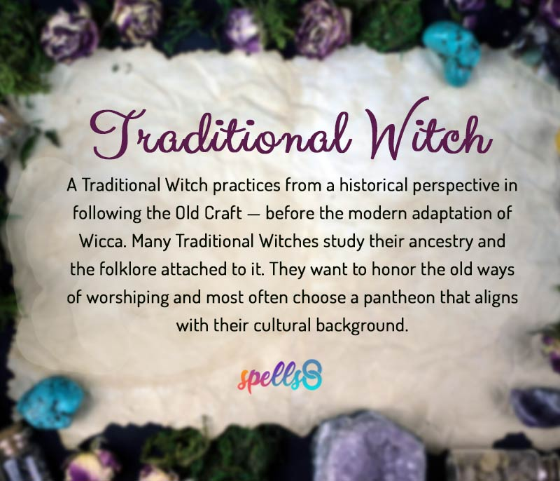 Types Of Pagan Witches