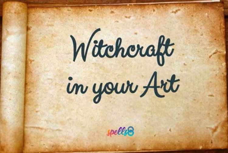 Witchcraft in your Art