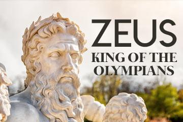 Zeus myth and symbols