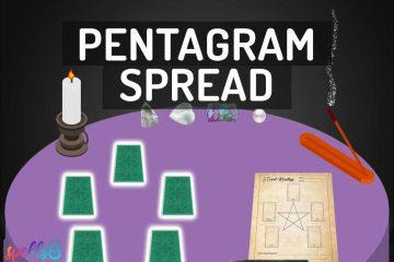 Pentagram Spread Tarot