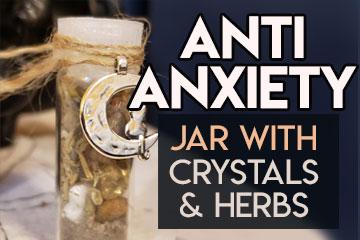 Anti Anxiety Spell Jar