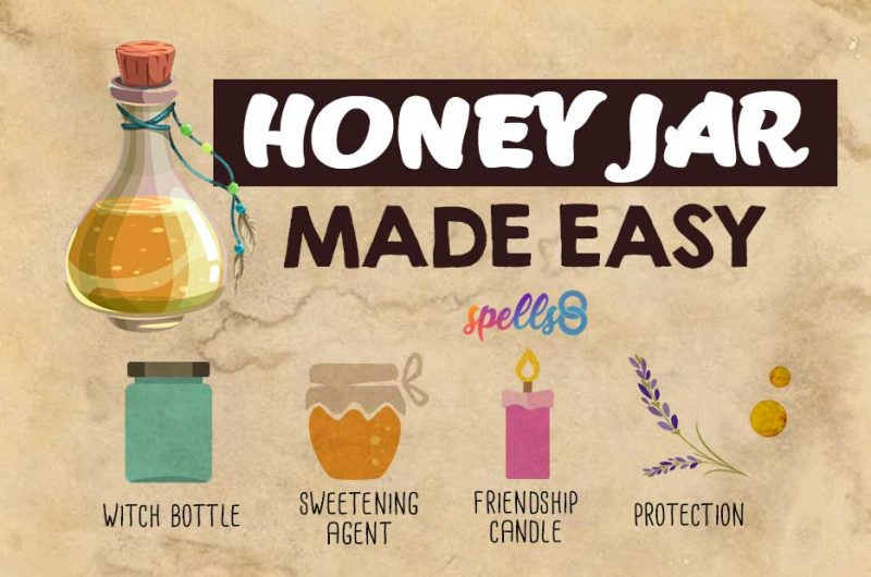 Honey Sweetening Jar Spell Made Easy
