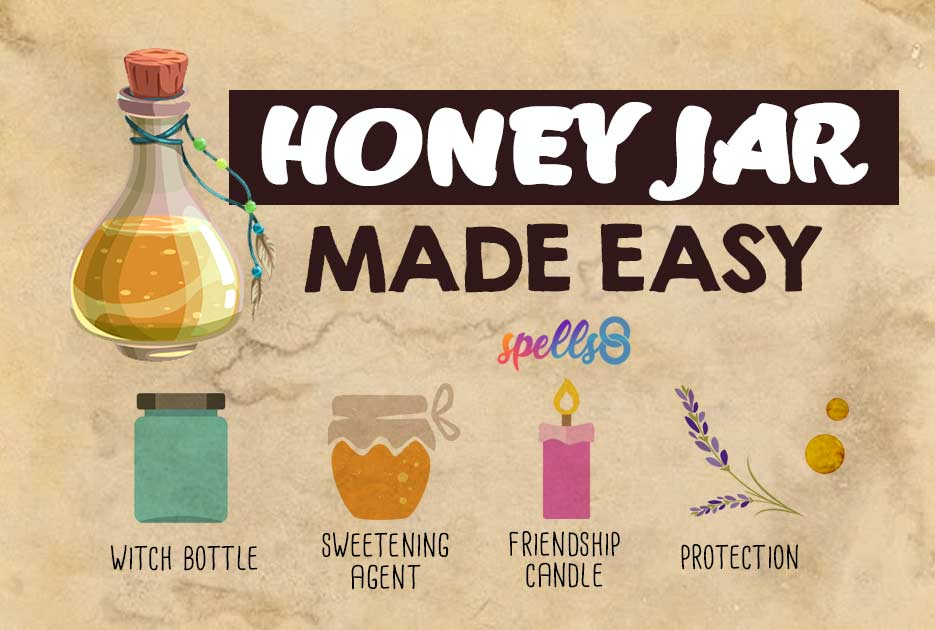 Honey Jar Spell Made Easy