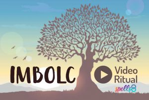 Imbolc Wiccan Solitary Ritual Celebration