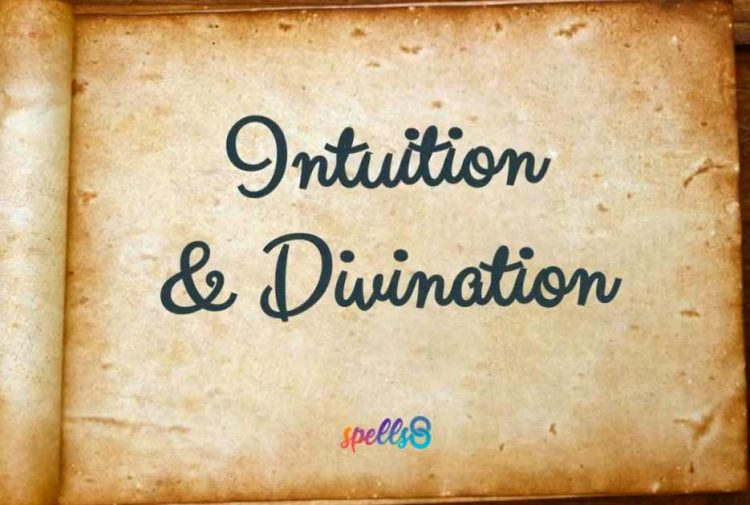 Intuition and divinations