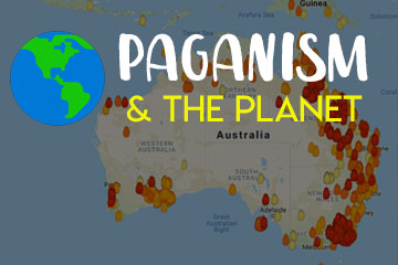 Paganism and the Planet