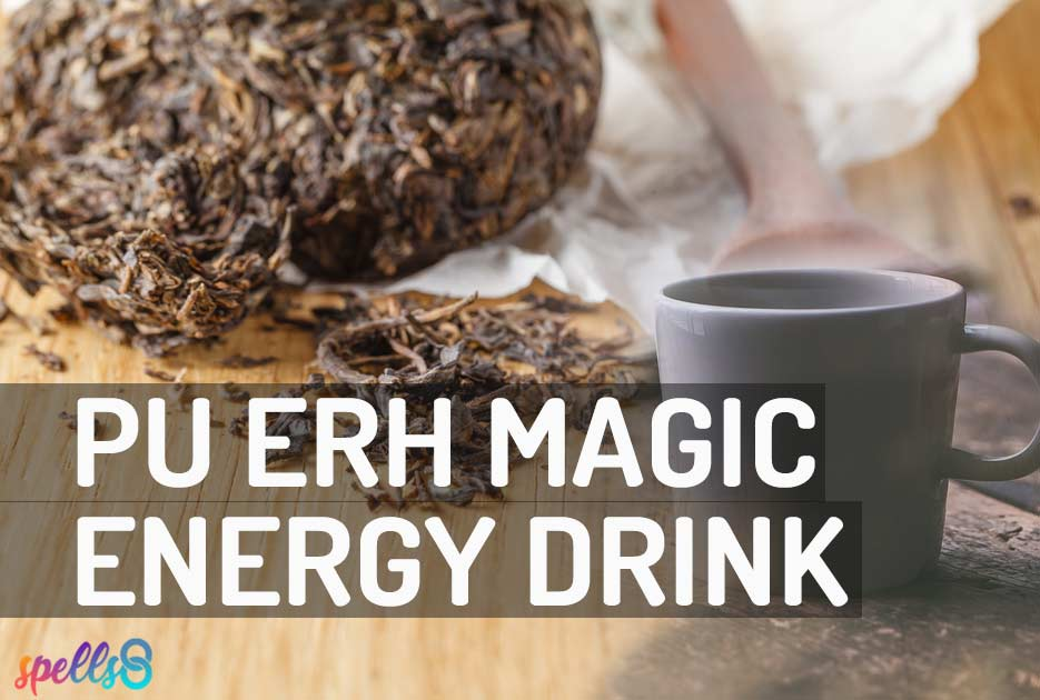 Pu Erh Tea Energy Boost Meditation
