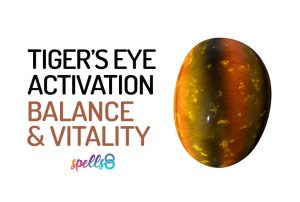 Tiger's Eye Activation