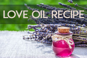Love Oil Blends Recipe Attraction
