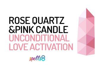 Rose Quartz Activation