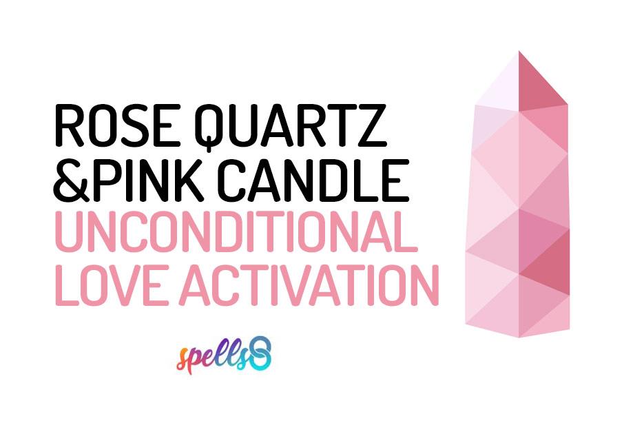 Rose Quartz Love Spell