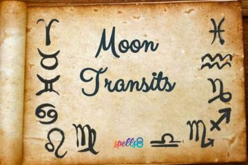 Moon Transits and their Energy