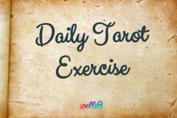 Daily Tarot Exercise