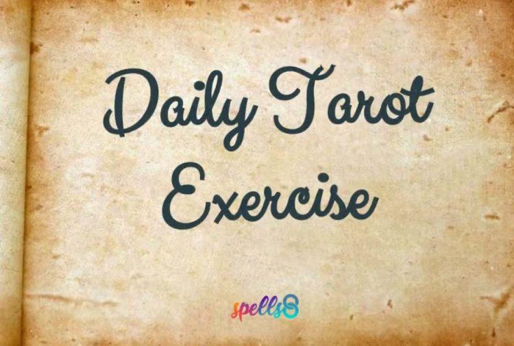 Daily Tarot Exercise