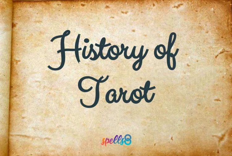 History of Tarot Lesson
