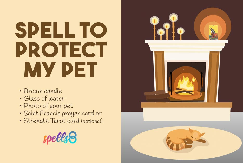 Pet Protection Spell