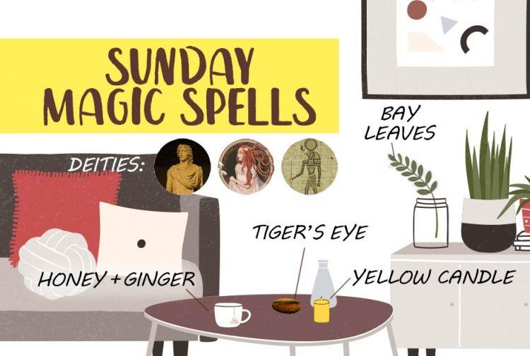 Sunday Magic Spells