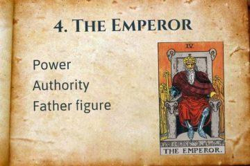The Emperor Tarot Lesson