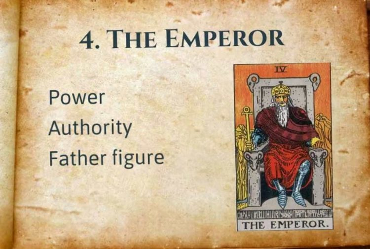 The Emperor Tarot Lesson