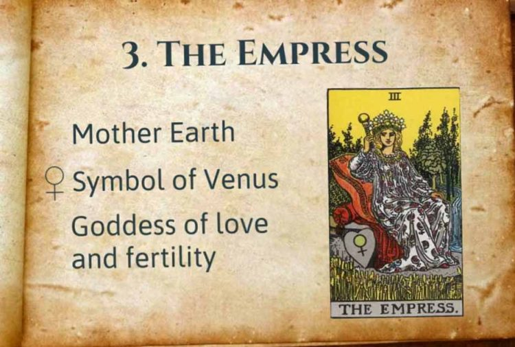The Empress Meaning