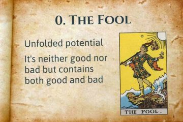 The Fool Tarot Lesson