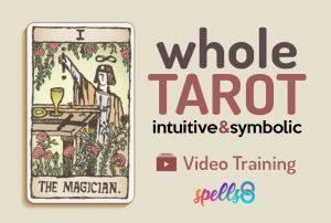 Whole Tarot Video Training Course