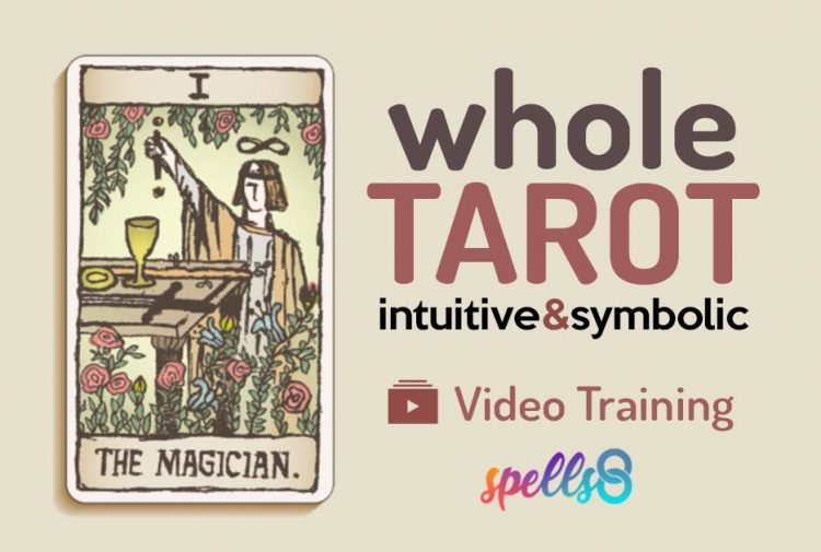 Whole Tarot Video Training Course