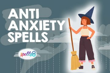 Wiccan Spells for Anxiety
